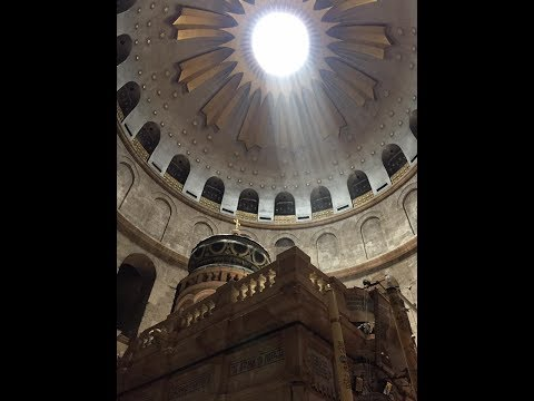 Segment 2: Church of the Holy Sepulchre