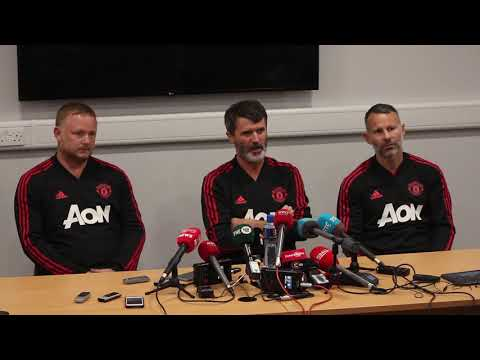 Liam Miller Tribute: Manchester United XI full pre-match press conference