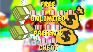 ROBLOX ADOPT ME UNLIMITED PRESENTS CHEAT (SAVE UNLIMITED ROBUX)