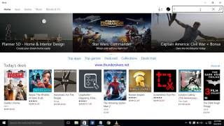 How to download apps from windows 10 store by Arsh