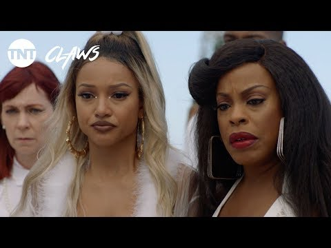 Claws: Roller's Party Tricks - Season 1, Ep. 8 [CLIP] | TNT