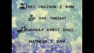 B2ST - Midnight ( Lyrics)