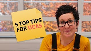 UCAS Application Top Tips from a Mum | Attention Parents