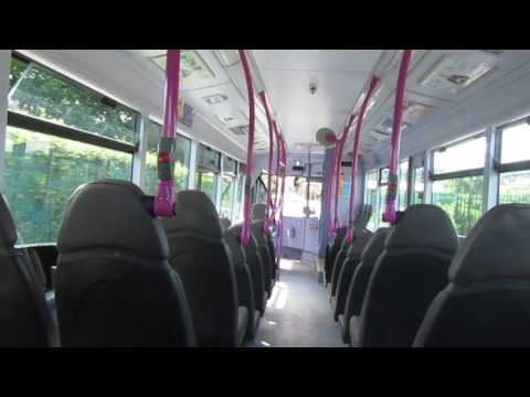 SN13 CKX 67418 ADL Enviro 300 First Greater Manchester