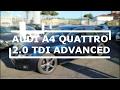 Audi A4 2.0 TDI Quattro Advanced - Usato Roma Autoska