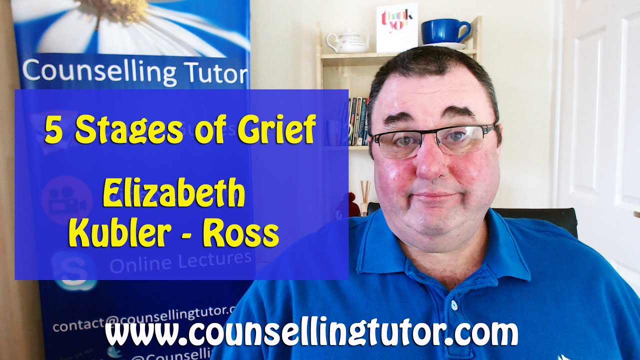 kubler ross grief stages If you already are familiar with the stages of grief, you have psychiatrist and  visionary death-and-dying expert elizabeth kubler-ross to thank for.