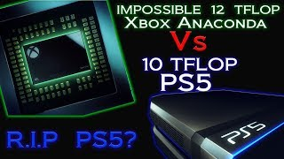 R.I.P. PS5? 12 TFLOP Xbox Scarlett Specs Leak And Sony Fans Are Really Angry!
