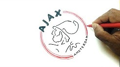 How to Draw the Ajax Logo
