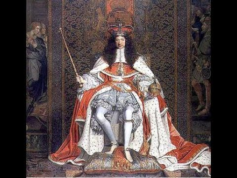 Kings and Queens of England: Charles II Part 2/2