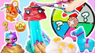 SQUISHY GLÜCKSRAD I ANTI STRESS SPIELZEUG ZERSCHNEIDEN I cutting open new squishy toys I PatDIY