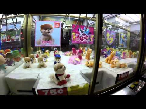 Arcade Tour 1 - Fantasy Island Amusement Park