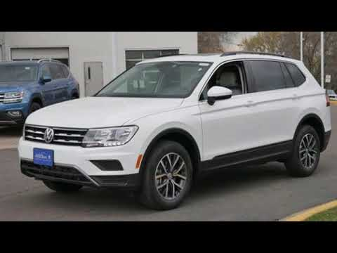 New 2019 Volkswagen Tiguan Saint Paul MN Minneapolis, MN #90015 - SOLD