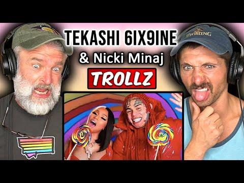 Montana Guys React To TROLLZ - 6ix9ine \u0026 Nicki Minaj (Official Music Video)