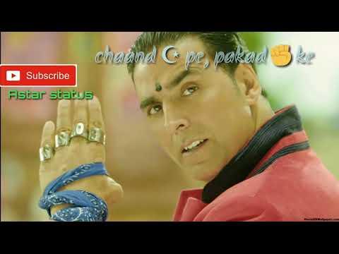 Hum Na Tode  Status - Akshay Kumar - Boss Miovie - For All Akians Happy New Year 2018 Astar Status