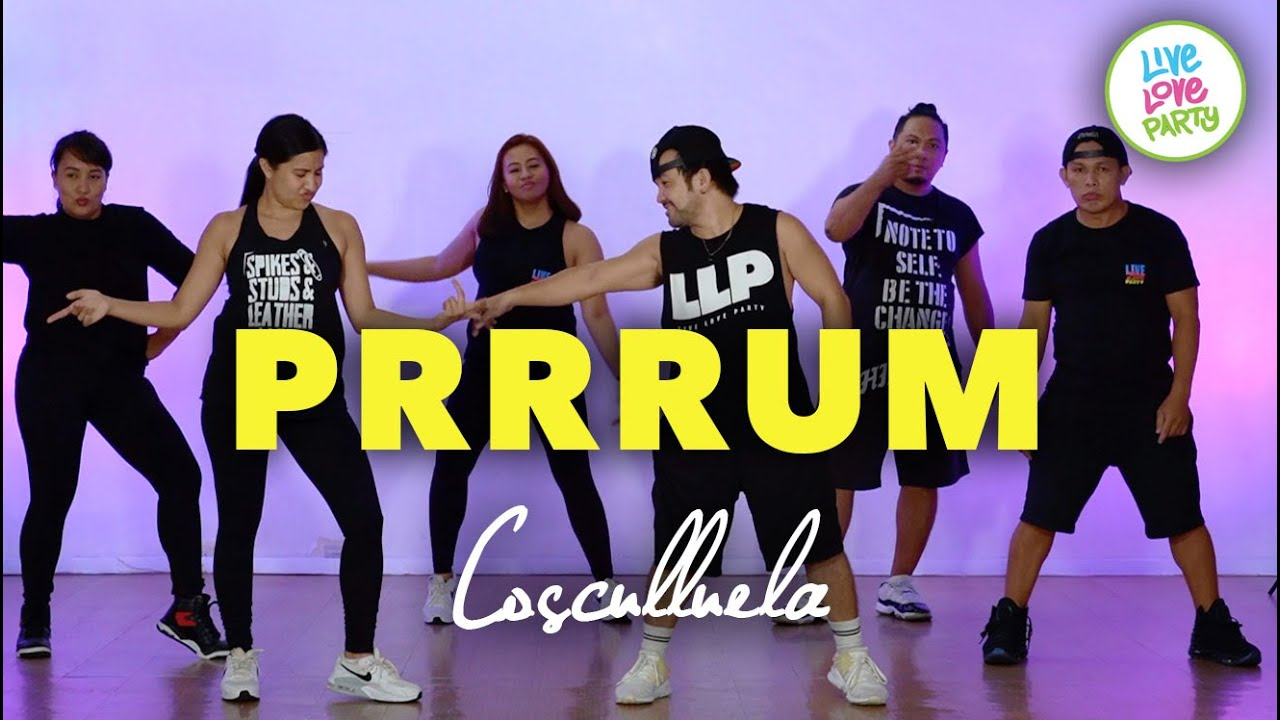 PRUUM by Cosculluela   Zumba   TML Crew Venjay Ygay