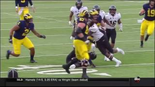 2016 Michigan Football Highlights v UCF