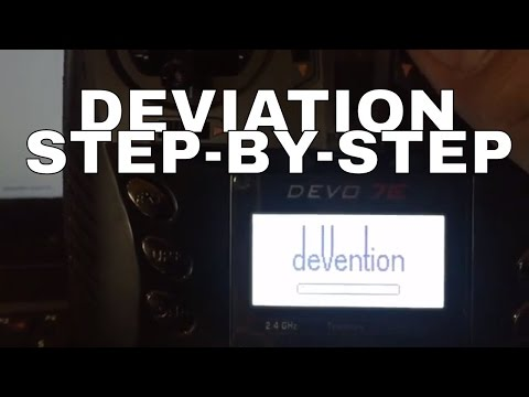 devention rx701 how to make a binding jumper