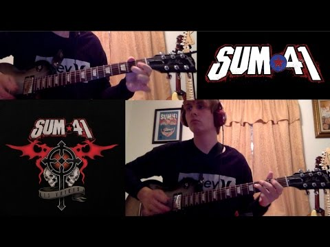 Sum 41 - Breaking The Chain (Guitar Cover) With Tabs