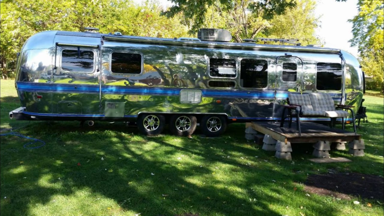 3 Axle Rv : Airstream excella triple axle travel trailer youtube