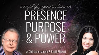 Amplify Your Presence & Quantum Energy Healing Ability * Melchizedek Channel * Christopher Macklin