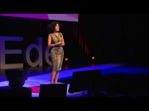 Dare to be feminine for gut's sake! | Kaouthar Darmoni | TEDxEde