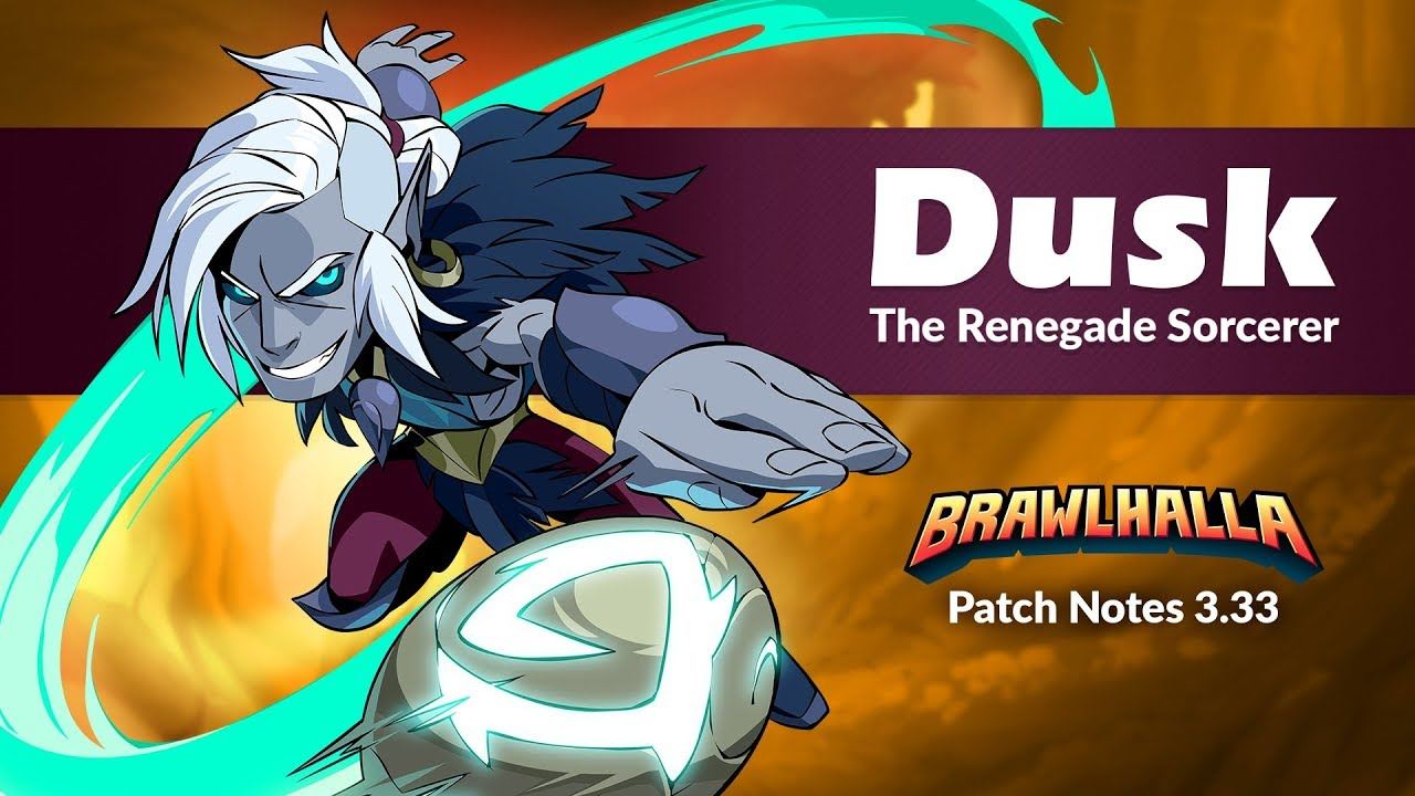 New Legend & Weapon: Dusk wielding Orb! - Patch 3 33