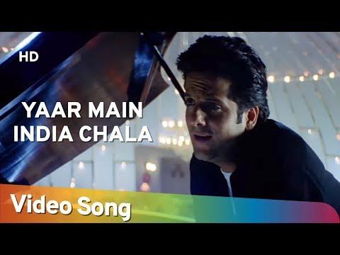 Yaar Main India Chala | Kitne Door Kitne Pass (2002) | Fardeen Khan | Nasir Khan | Bollywood Song