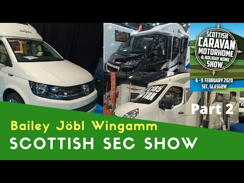 bailey,-jöbl-and-wingamm-motorhomes-|-scottish-caravan,-motorhome-and-holiday-home-show-2020