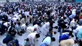 Friday Prayers at Jalsa Salana Germany 2012