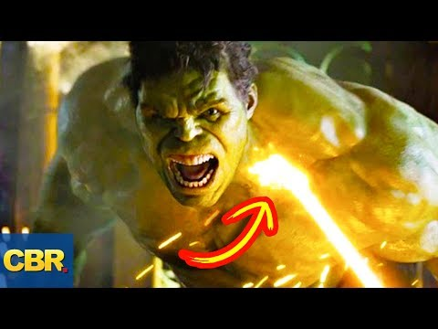 Thumbnail: 10 Superpowers You Didn't Know The Hulk Has