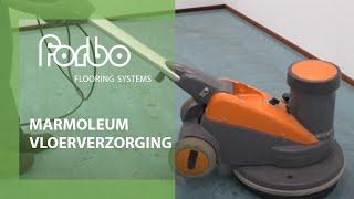 Vloerverzorging Topshield2 korte versie | Forbo-flooring.nl