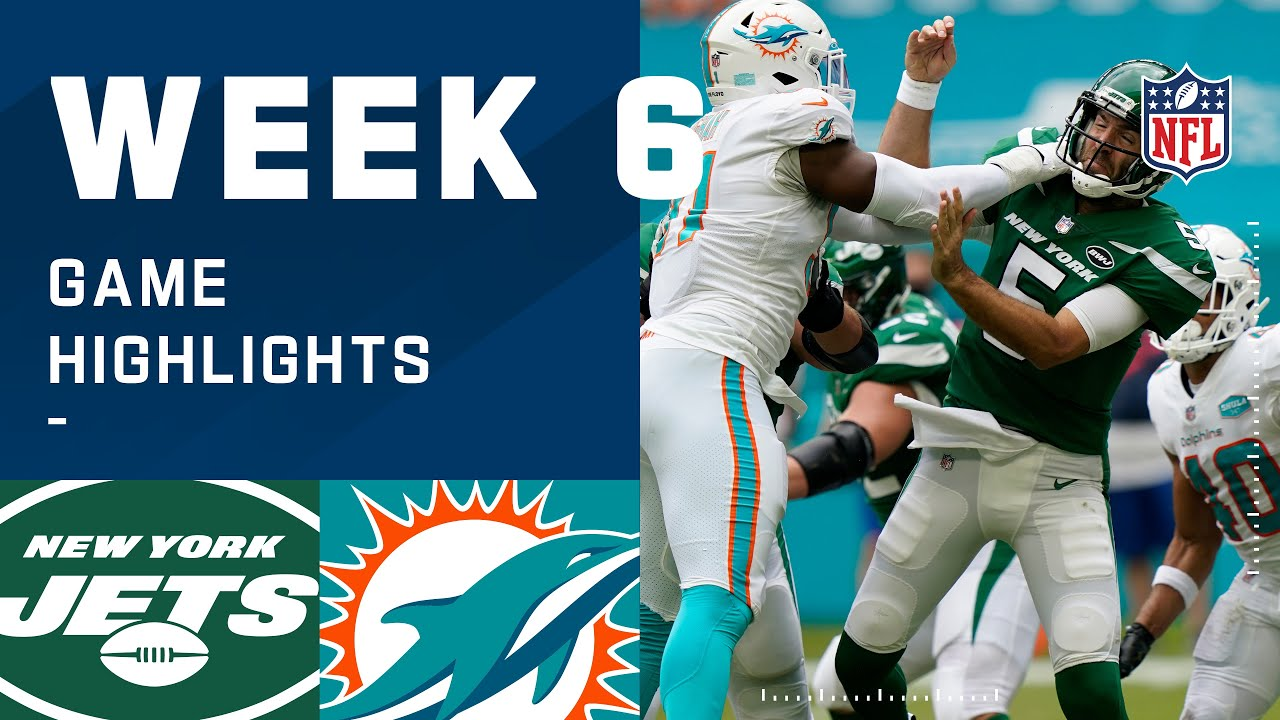 Dolphins-Jaguars Week 6 Halftime Highlights and Lowlights