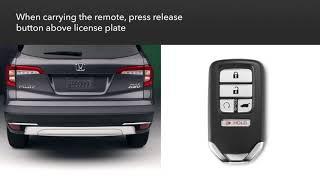 Honda Pilot How-To Videos