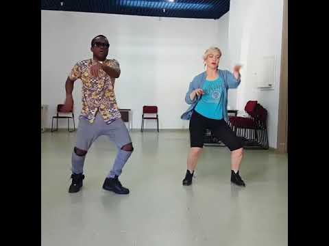 Timaya - Telli Person Feat. Phyno & Olamide - choreography (Kadi and Nadia)
