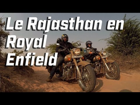 ROAD TO RAJASTHAN ► LE ROAD TRIP MOTO ABSOLU ?