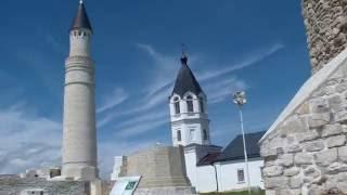 видео Болгар -  древний город: история, фото и достопримечательности