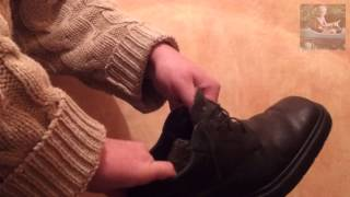 Самые теплые согревающие зимние стельки с фольгой(Купил самые теплые согревающие зимние стельки с фольгой. Как устанавливать и каков эффект от носки стелек..., 2015-01-12T09:36:14.000Z)