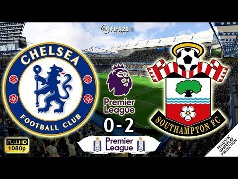 Download chelsea vs southampton 0 2 all goals and highlights premier league 2019 20 26 12 2019 fifa 20
