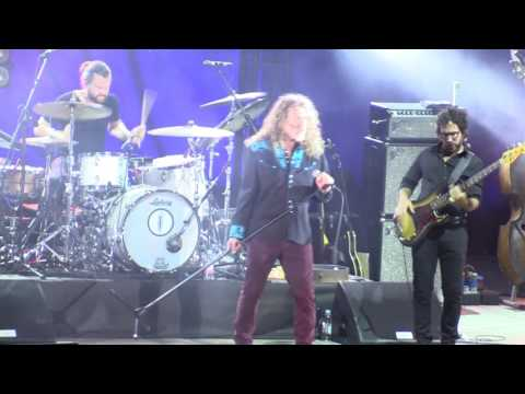 Robert Plant - Babe I'm gonna leave you - Live at Arena - Pula Croatia