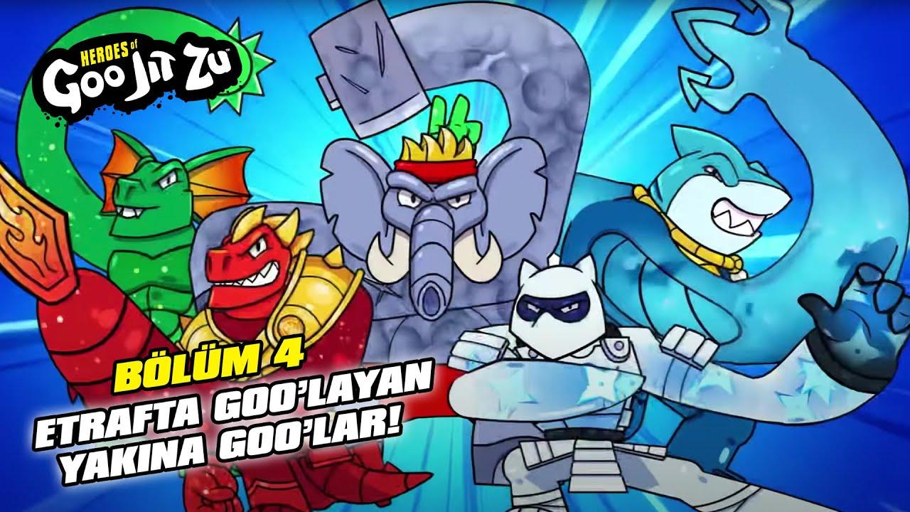 Download GOOJITZU I Bölüm 4: Etrafta Goo'layan yakına Goo'lar
