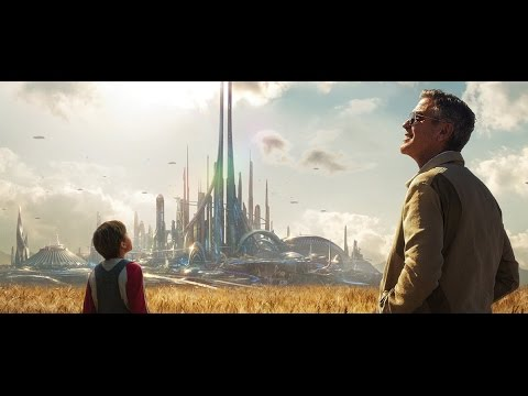 Epic Trailer | Tomorrowland (International Trailer) - Audiomachine - Ice of Phoenix (Epic Fantasy)