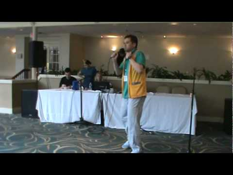 AnimeNEXT 06-12-2011: Karaoke Open Mic - Pokémon World (Movie Version)