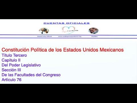 de+que+trata+el+articulo+76+de+la+constitucion+mexicana