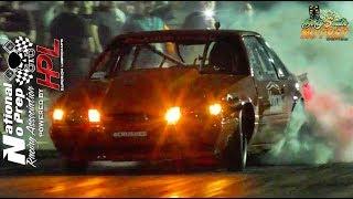 Orange Crushed Turbo Musang vs 67 Procharged Mustang thumbnail