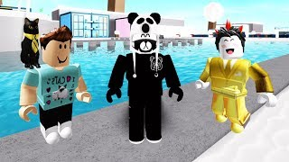I'M IN A VIDEO WITH DENIS AND DANTDM! (Roblox)