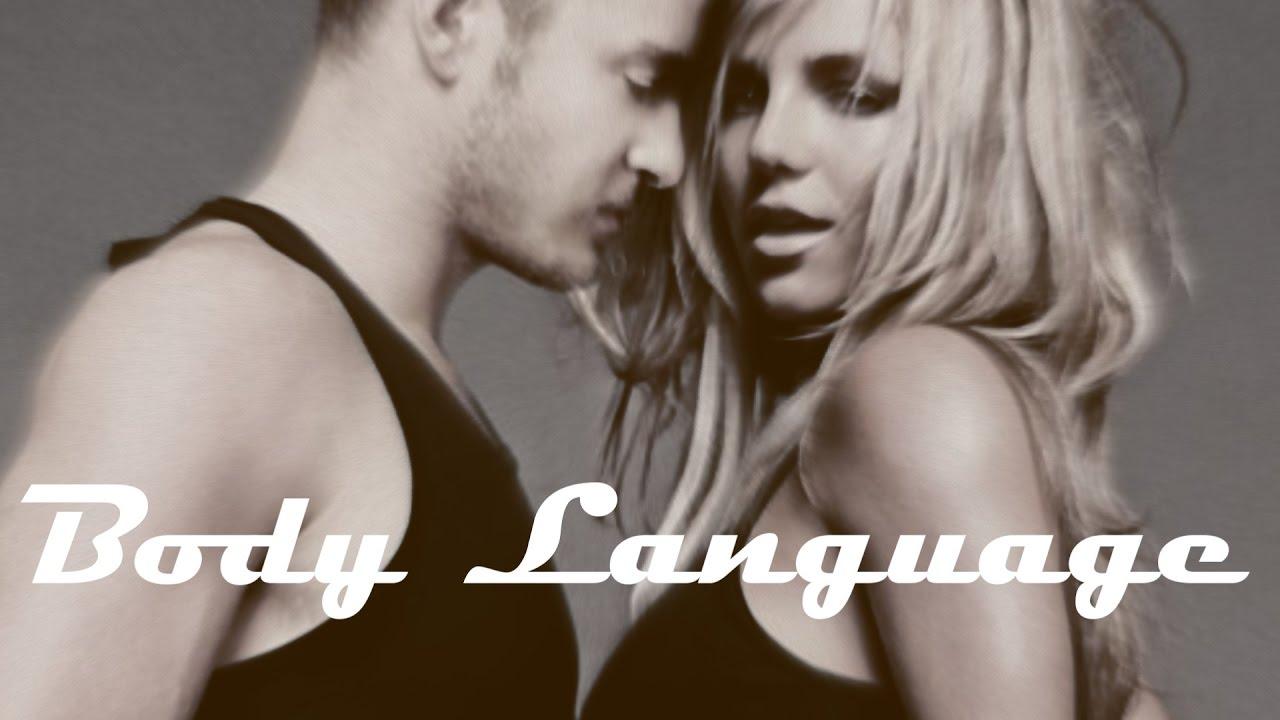 Britney Spears Ft Justin Timberlake-Body Language[Music ...