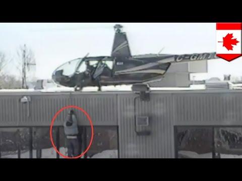 Quebec prison break 2013: video capturing moments of prison escape released - TomoNews