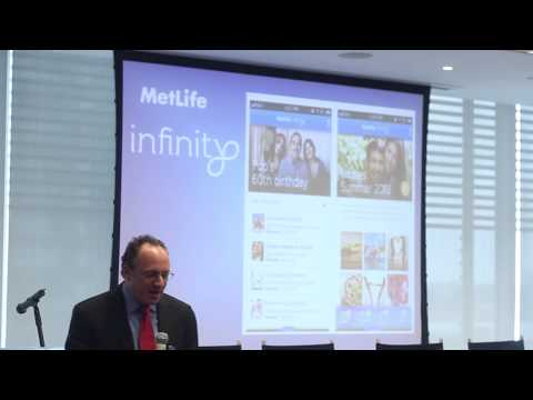 Gary Hoberman, CIO, Senior Vice President, Regional Application Development, MetLife, Inc.