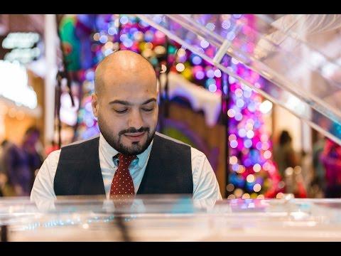 Festive Season in World Trade Center Abu Dhabi - Maan Hamadeh