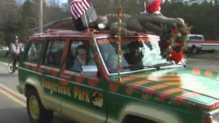 Palestine, NC Christmas Parade 2015